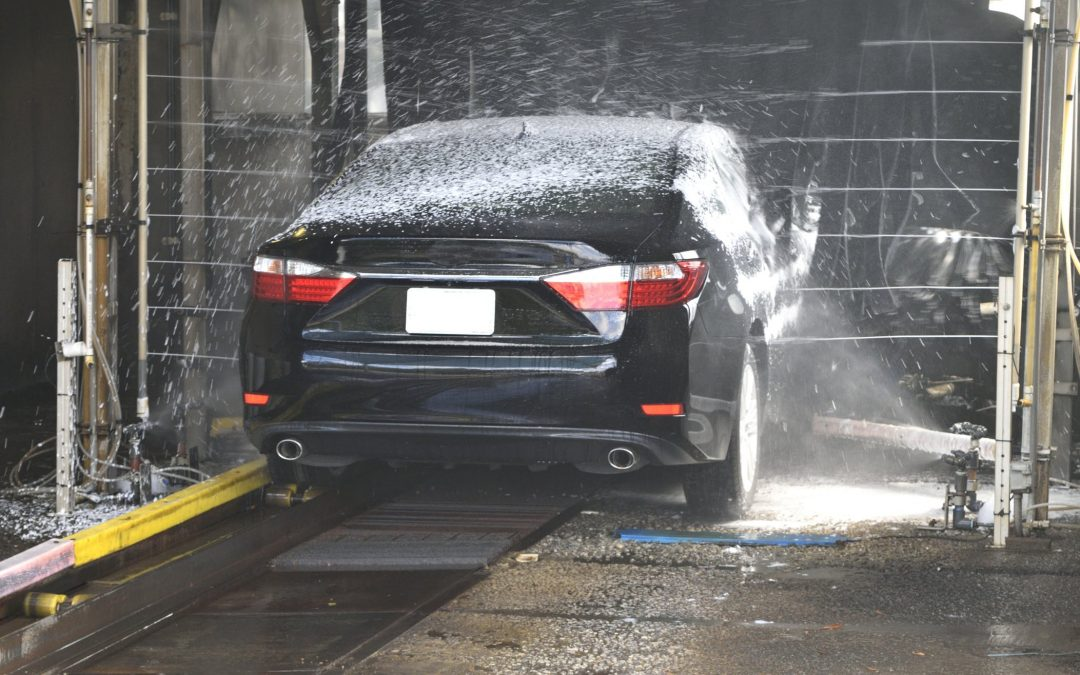 Vroom! Vroom! Vroom! Tips For Washing and Cleaning Your Dirty Car